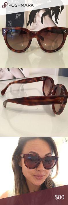 92f7c0c6024d7 Celine sunglasses Great condition