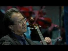 Quite possibly the most beautiful music ever written. Yo Yo Ma is the man!