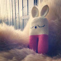 Hæklet kanin :)