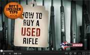 Insider Tip: How to buy a used rifle by Roy Huntington