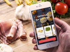 Merkato  Delivery Food App by Bu Kinoshita