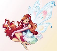 The beautiful art of Winx Club Enchantix transformation in lots of pictures Bloom Winx Club, Beautiful Art Pictures, Ghibli, Character Art, Character Design, Las Winx, Scarlett, Architecture Tattoo, Fanart