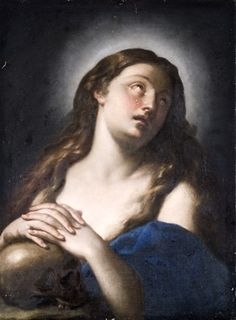 Magdalena, cercle de Francesco Trevisani