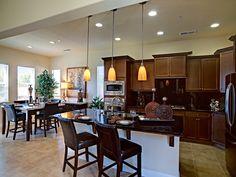 Residence 210 Kitchen