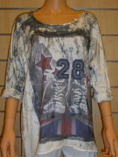 Tee-shirt Basket Carla Giannini