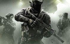 Call of Duty Infinite Warfare Soldiers