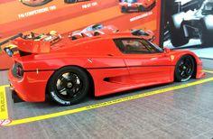 Ferrari F50 GT by Fujimi 1:18