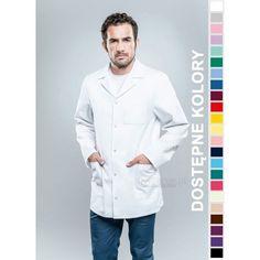 | Co jest cechą mężczyzn odnoszących sukces? Są dobrze ubrani! | Marynarka medyczna Hansa 3008 | Męska | Dla Lekarza | Sklep internetowy Dersa