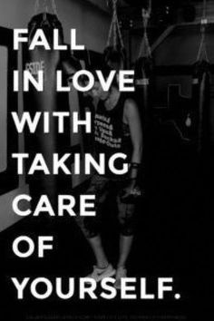Fitness Quotes : Fall in love with taking care of yourself self love motivation #Workoutmotivationgirl Keep Pushing Quotes, Pushing Yourself Quotes, Invest In Yourself Quotes, Better Yourself Quotes, Motivate Yourself, Keep It To Yourself, Take Care Of Yourself, Fitspiration, Best Way To Tan