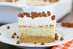 Pumpkin Layer Cake (a. Magic Pumpkin Cake) The Country Cook: Pumpkin Layer Cake (a. Pumpkin Pie Mix, Pumpkin Cake Recipes, Cake Mix Recipes, Pound Cake Recipes, Dessert Recipes, Desserts, Libby's Pumpkin, Pudding Recipes, Cookie Recipes