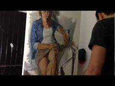 Miguel Ángel Garrido - Rubí (Time-lapse)