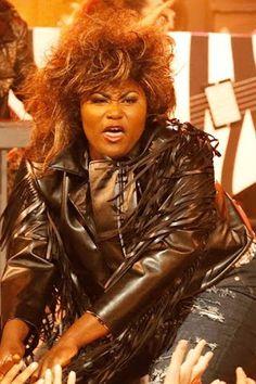 Danielle Brooks Goes Back to the '80s For an Epic Lip Sync Battle Against Uzo Aduba