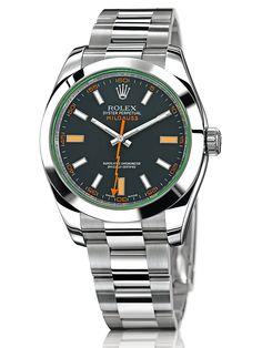 Rolex: Oyster Perpetual Milgauss