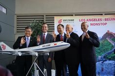 Air China Announces Expansion of Its Nonstop Services between Los Angeles and Beijing | Business Wire