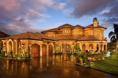 Mediterranean Spaces Design, Pictures, Remodel, Decor and Ideas - page 4