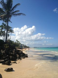 Lanikai Beach in Kailua, HI  http://www.tripadvisor.com/Attraction_Review-g60652-d526149-Reviews-Lanikai_Beach-Kailua_Oahu_Hawaii.html
