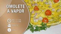 steamed omollet