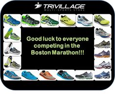 Running Shoes from Trivillage.com!