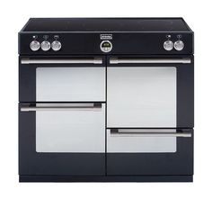 Kuchnia Stoves Sterling 100 cm indukcujna - Kuchnie - Kuchnie i AGD Biokominki,Grille ogrodowe,Drzwi, Podłogi,Meble,Dekoracje