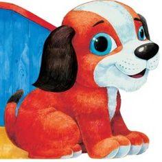 Căţeluşul - Editura Prut; Varsta: 6 luni +; O carte simpla cu ilustratii realiste despre activitatile de zi cu zi ale micului catelus. Mesajul verbal este sub forma de versuri. Copiii o vor iubi. Scooby Doo, Disney Characters, Fictional Characters, Dogs, Children Books, Art, Bebe, Children's Books, Art Background