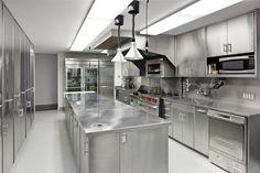 Natural Kitchen / Concrete Kitchen / Concrete Flooring / Kitchen Plan /  Kitchen Ideas / Kombuis Idee / Beton Kombuis / Kombuis Styl FOTO: Ryno |  Inside ...