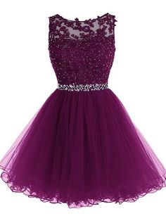 Purple Homecoming Dress,Short Prom Dress,Graduation Party Dresses, Homecoming Dresses For Teens sold by liveprom. Shop more products from liveprom on Storenvy, the home of independent small businesses all over the world. Hoco Dresses, Quinceanera Dresses, Dance Dresses, Pretty Dresses, Beautiful Dresses, Dress Outfits, Evening Dresses, Bridesmaid Dresses, Prom Gowns