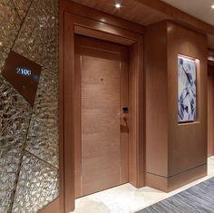 Hotel Room ID Signage | HBA