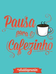 CoffeeBreak! Uns minutinhos do dia só para você. Coffee Lab, I Love Coffee, Coffee Break, My Coffee, Coffee Time, Coffee Shop, Love Cafe, Cafe Me, Breakfast Basket