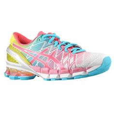 Love running shoes!