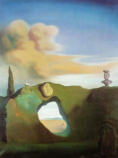 Dali -The Triangular Hour, 1933