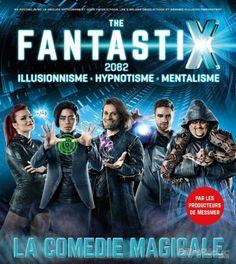 The FantastiX de retour au Grand Rex en 2018, gagnez vos places! - Sortiraparis.com