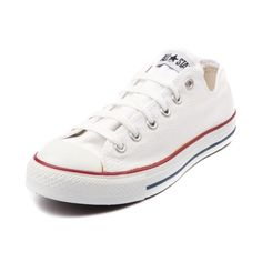 Shop for Converse All Star Lo Sneaker in Optical White at Journeys Shoes.