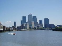 The London Dockslands and Canary Wharf - The changes that have been made to the London Docklands in the past 25 years have been among the most striking and most dynamic developments in the world