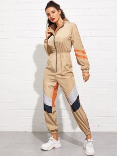 Fashion Wear, Fashion Outfits, Skirt And Top Set, Jumpsuit Pattern, Tee Shirt Designs, Sporty Outfits, Indian Celebrities, Colorful Fashion, Mock Neck
