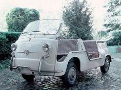 Fiat 600 Multipla Jolly Ghia