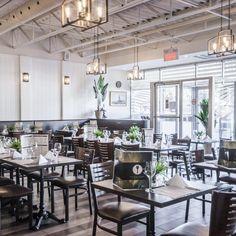 Fourchette Antillaise project reveal - Valérie De L'Étoile interior design Table Settings, Restaurant, Design, Table Top Decorations, Restaurants, Place Settings, Design Comics, Supper Club, Dining Room