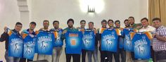 Dress how you want to be ADRESSED...!!! Dental Blasters team Jersey launched..Thanks to fellow blaster Dr(s) Karan Tangri and Rohit Shokeen for all their efforts..!! #DentalBlasters  #DentistsCricketTeam