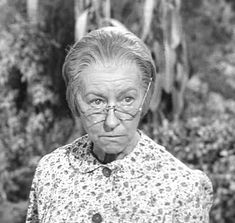 What if Granny Clampett had gotten a facelift???  Would she still have been able…