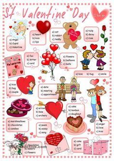 St Valentines Day - quiz