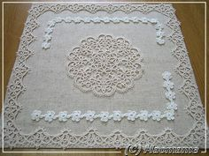 Lace の窓辺 tatting lace