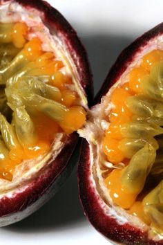 Passionfruit...So well named...