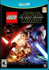 LEGO Star Wars: The Force Awakens ReleasedJun 28, 2016 $49.99 Wii U