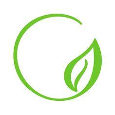 Logotipo de la hoja verde del té. Icono de vector de elemento de naturaleza ecología. Bio vegano caligrafía bio dibujado a mano ilustración. ¡Elige entre miles de vectores gratuitos, diseños de clip art, íconos e ilustraciones creadas por artistas de todo el mundo! Logo Mano, Supermarket Logo, Logo Online Shop, Logo Verde, Hanuman Images, Cupcake Vector, Label Shapes, Family Logo, Hotel Logo