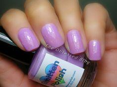 Smitten Polish Beautyberry Gumdrop
