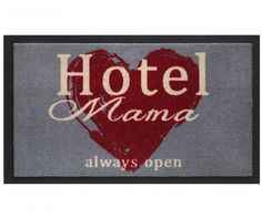 Covoras de intrare Hotel 45x75 cm Hotel Mama, Calm, Artwork, Scale Model, Work Of Art, Auguste Rodin Artwork, Artworks, Illustrators