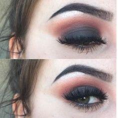Dark matte modern renaissance look : MakeupAddiction