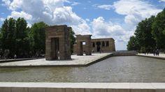 Templo de Debod,Madrid