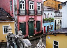 Salvador di Bahia - Brazil.