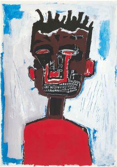 Jean-Michel Basquiat | The exhibition | Guggenheim Museum Bilbao