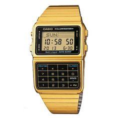 <p>Montre mixte <strong>CASIO </strong>Vintage, calcultrice 8 chiffres, éclairage led automatique, 5 alarmes et fonction snooze, calendrier automatique.</p>